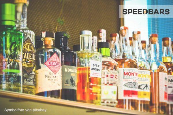 Verleih von Bars und mobilen Schankanlagen - speedbars OG