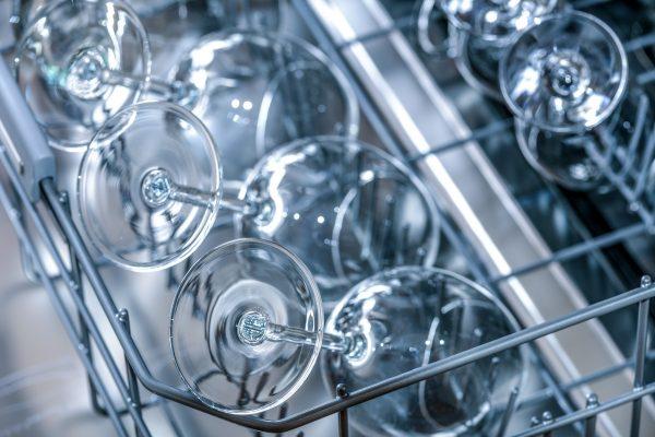 Spültechnik - Gläserspüler - Gläser waschen