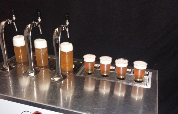 Bierschnellzapfanlage