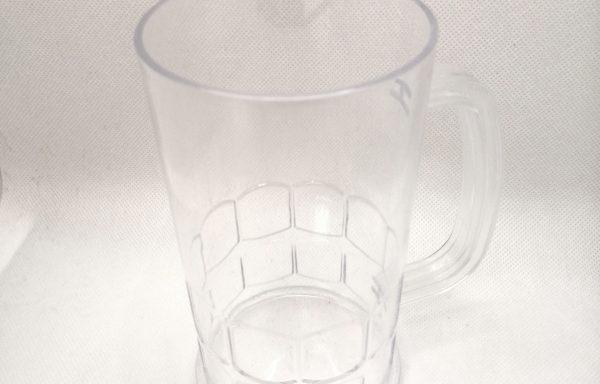 Bierkrüge PVC Mehrweg 400ml