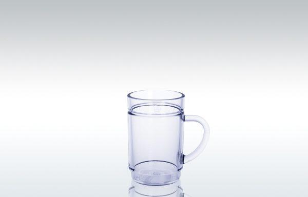 Spritzerglas PVC 0,25 l