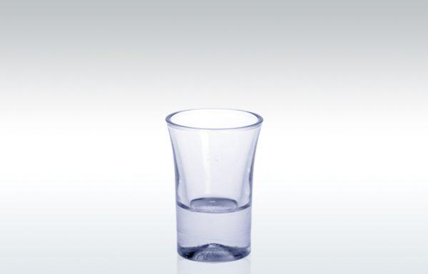Stamperl 0,02l Glas